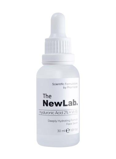 The NewLab Yoğun Nemlendirici Yüz Serumu Hyaluronik Asit 2% + Vit B5  Renksiz